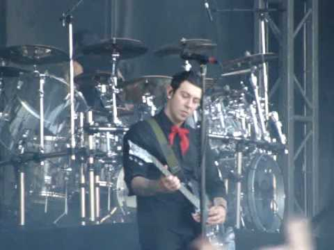 Avenged Sevenfold recalls The Rev--Afterlife / God Hates Us--Live @ Heavy MTL Montreal 2010-07-25