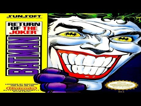 BATMAN: Return Of The Joker - NES Longplay - Complete Walkthrough - ¡COMENTADO!