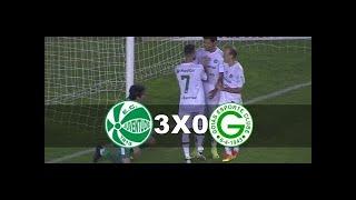 Juventude 3 x 0 Goiás - Gols & Melhores Momentos - (COMPLETO) - Brasileiro Série B 2017