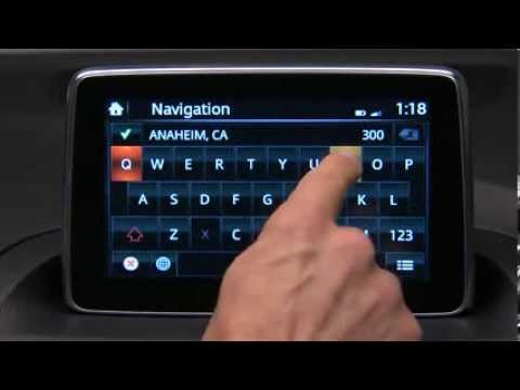 maple shade mazda presents mazda3 navigation system. Black Bedroom Furniture Sets. Home Design Ideas