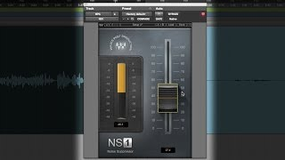Removing Background Noise with the NS1 Noise Suppression Plugin