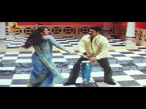 Simhachalam Movie Songs - Doboochulaade Song - Srihari, Meena, Prakash Raj