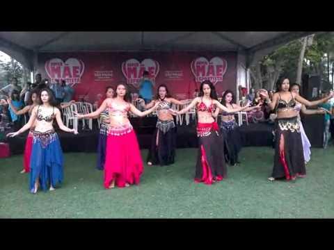 Dança do Ventre Derbake - Profª Patrícia Cavalcante