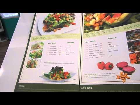 Ariya Expensive Organic Vegan - Bangkok, Thailand