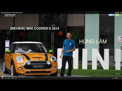 [Review] Đánh giá xe Mini Cooper S 2015
