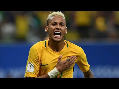 Neymar scores 300th career goal in Brazil World Cup Qualifying match