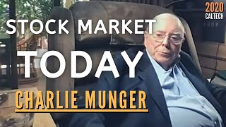 In this episode, charlie munger was asked on his perspective as an investor, what have been the most dramatic transformation he has seen over years?video...