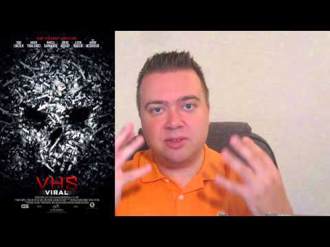 V/H/S: Viral Movie Review - (2014) Found Footage Horror Anthology VHS 3