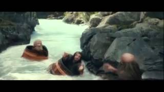 The Hobbit: The Tolkien Edit — Barrel Ride Sequence