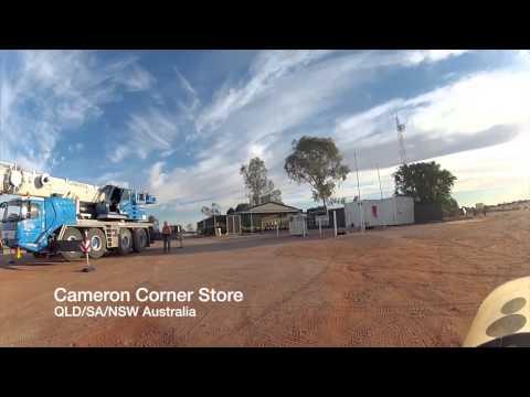 Birdsville - Flinders Trip 2013 Part One