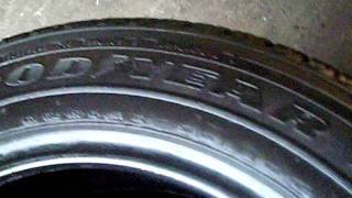 SET OF TIRES FOR SALE    200.00 !!! 185 65 15