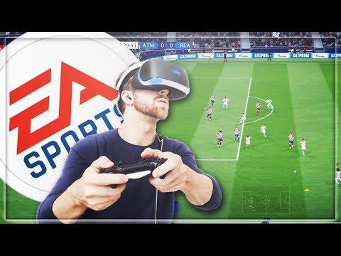 La REALIDAD VIRTUAL en la saga FIFA