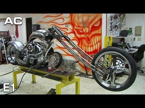 World Biker Build-Off | E01