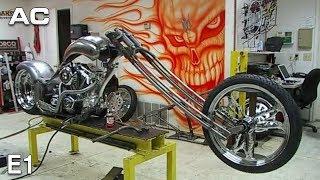 Welt-Biker-Build-Off | Episode 1
