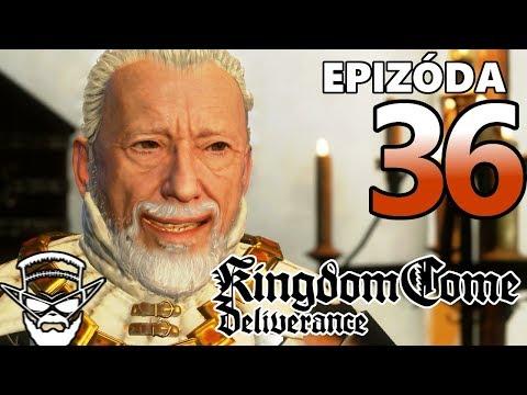 DIVIŠ VO MNE ! ( ͡° ͜ʖ ͡°) - Kingdom Come Deliverance / 1080p 60fps / CZ/SK Lets Play / # 36