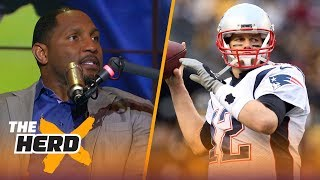 Ray Lewis explains how the Belichick-Brady 'rift' happens in every locker room | THE HERD