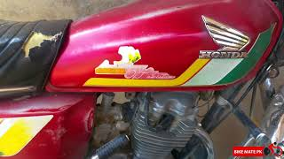 HONDA CG 125 A RELIABLE HERO | TOUGH BIKE | OLD IS GOLD |