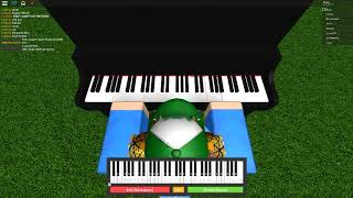 Roblox/Piano practice/Dr.Dre By Snoop Dogg.
