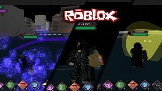 Roblox → TESTING INFINITY GAUNTLETS! Online Heroes ‹ Murilo ›