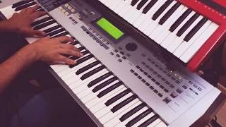 Bruno Mars - Finesse - Chord Progression for keyboard