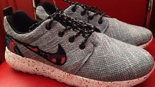 Nike Roshe Run c Aliexpress (ОБЗОР)