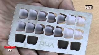 RHA T20: auriculares premium. Review en español