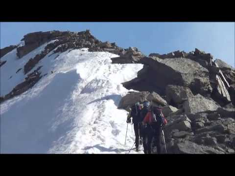 pizzo stella - via normale by spinazza - youtube - Spinazza