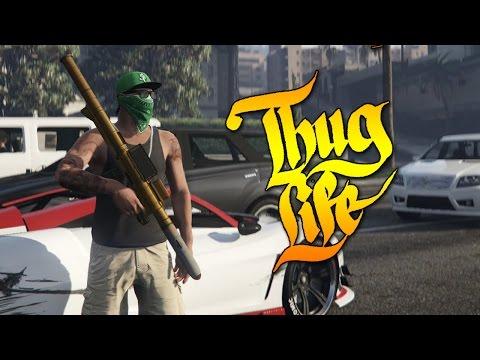 THUG LIFE! - GTA 5 Online Cazzeggio | xDegsta (re-upload)