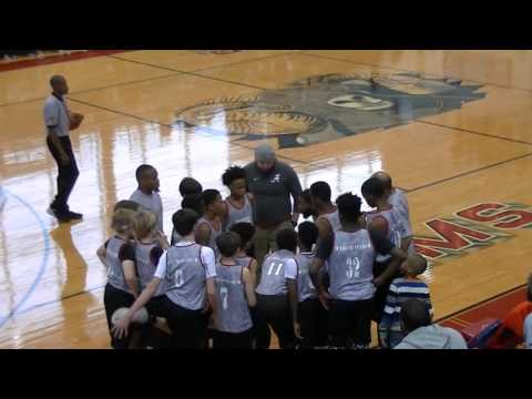 North Coast Blue Chips vs Young Stars Franchise Elie whole game march 11th 2017 Bham al s