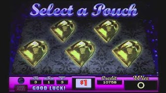 Wheel of Fortune® Dazzling Gems Video Slots by IGT - Game Play Video