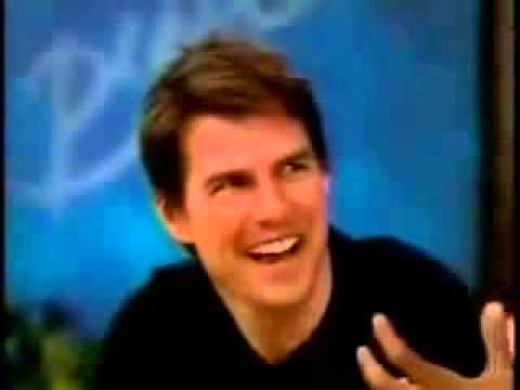 Church of Scientology pitchman Tom Cruise Meltdown — Part 1