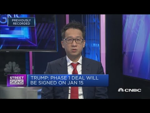 US-China Trade Deal Will Not Solve US Trade Deficit: Strategist