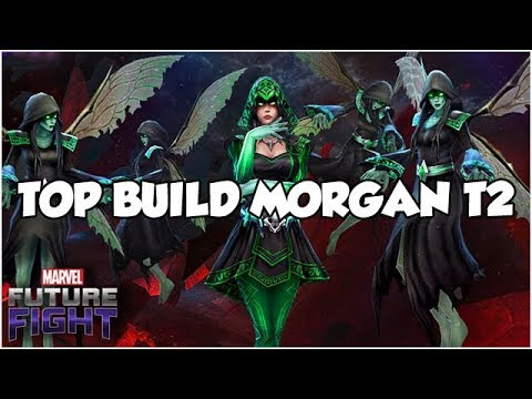 Morgan T2 Looks DOPE & Might Be BUGGED? (Full Review) - Marvel Future Fight