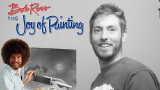 Bob Ross Painting Tutorial Challenge!
