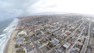 DJI Phantom 2 Flight over Imperial Beach, CA