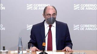 Aragón prorroga las restricciones de movilidad, excepto en Navidades