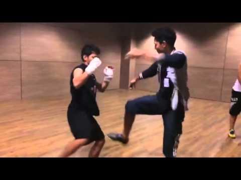 ซ้อมก่อนสู้ Part1 - Martial Warrior