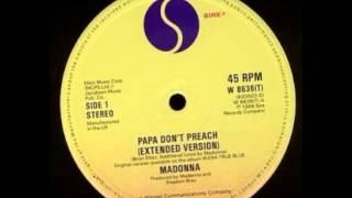 Madonna – Papa Don