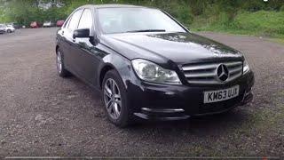 2014 Mercedes-Benz C180 review (обзор на русском языке)