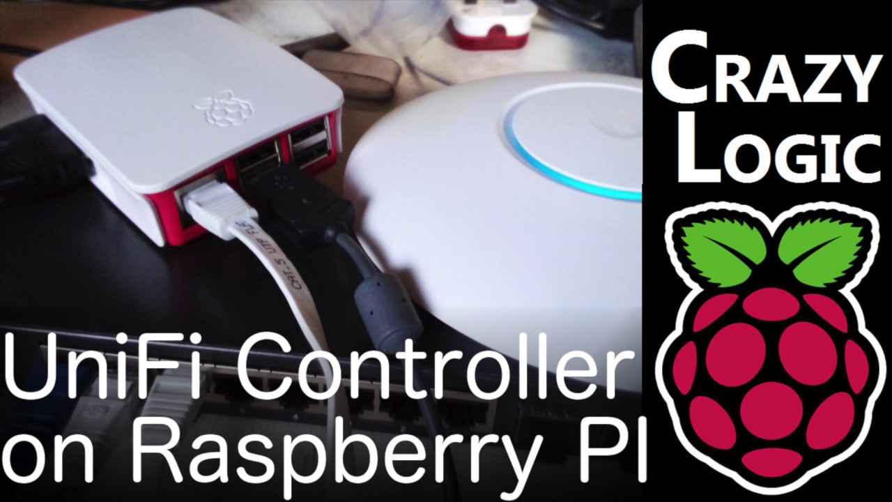 #26 - How to install UniFi Controller on a Raspberry PI