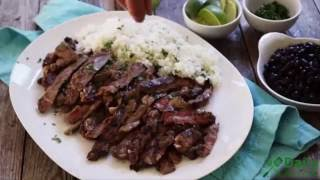 How to Make Cuban Steak | Grilling Recipes