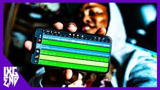 How To Make Music On Your Phone For BEGINNERS (Garageband iOS Tutorial) | SOUND ARCHITECT