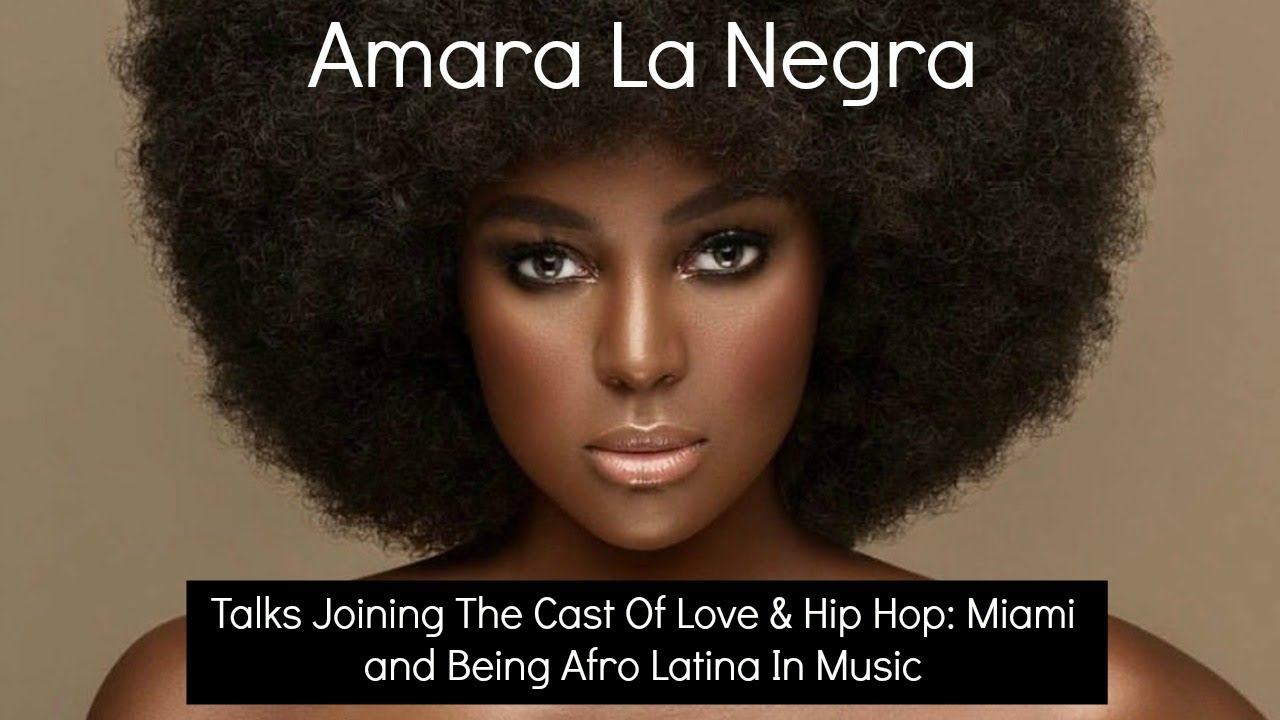 Love & Hip Hop Miami's Amara La Negra is A Beautiful Afro-Latina Who Also ...