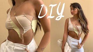 DIY - Patchwork Top!!