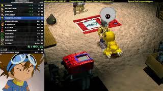 Digimon World - 100 Prosperity Speedrun in 2:36:05 (Current World Record)