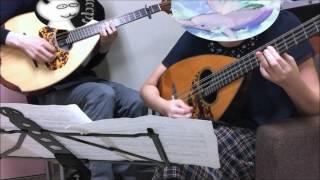 PASSION -- 加賀城浩光 (Mandoloncello Duo)