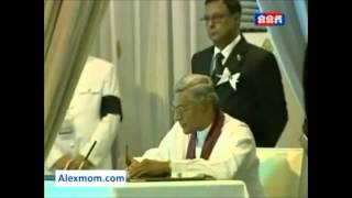 His. Excellency delegate of National Assembly Socialist Republic of SriLanka