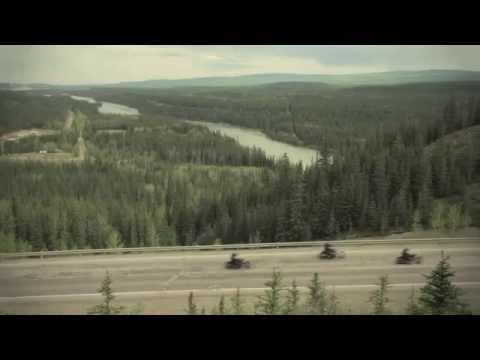 First Time Harley: Day Four  Jasper to Grande Prairie