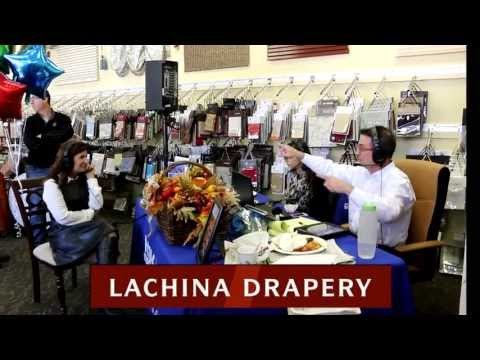 Lachina Drapery & Blind Factory - Re-Grand Opening