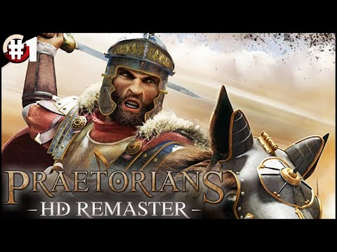 Praetorians HD Remaster Mission 1 |